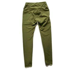 LuLaRoe Pants - LuLaRoe | Olive Green OS Leggings